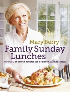 Mary Berry recommends her Favourite Cookbooks - Mary Berry's Family Sunday Lunches by Mary Berry