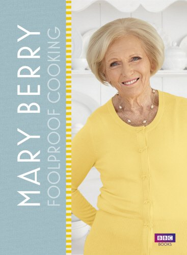 Mary Berry recommends her Favourite Cookbooks - Foolproof Cooking by Mary Berry