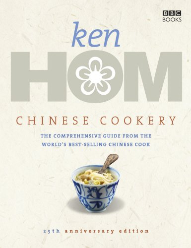 Mary Berry recommends her Favourite Cookbooks - Chinese Cookery by Ken Hom
