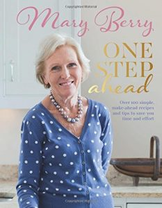 Mary Berry recommends her Favourite Cookbooks - One Step Ahead by Mary Berry