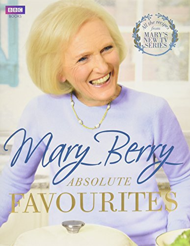Mary Berry recommends her Favourite Cookbooks - Mary Berry's Absolute Favourites by Mary Berry