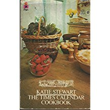 Mary Berry recommends her Favourite Cookbooks - The Times Calendar Cookbook by Katie Stewart
