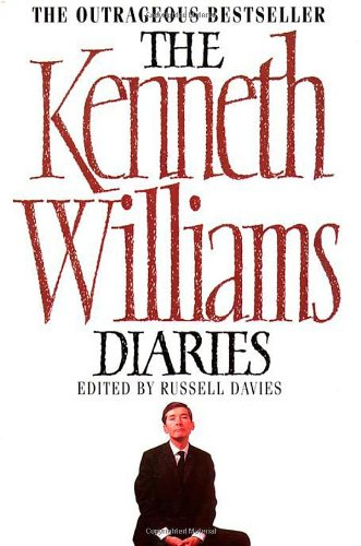 The best books on Teenage Mental Health - The Kenneth Williams Diaries by Russell Davies