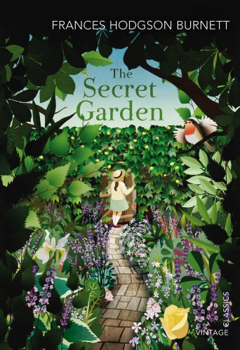 M G Leonard recommends the best Nature Books for Kids - The Secret Garden by Frances Hodgson Burnett