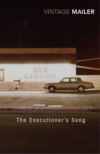 The Best True Crime Books - The Executioner's Song by Norman Mailer