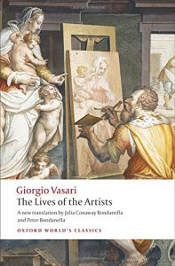 The best books on Andy Warhol - The Lives of the Artists by Giorgio Vasari