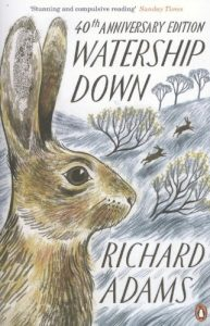 Philip Reeve recommends the best Science Fiction and Fantasy - Watership Down by Richard Adams
