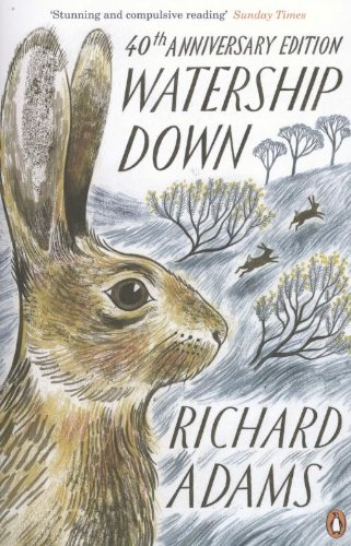 M G Leonard recommends the best Nature Books for Kids - Watership Down by Richard Adams