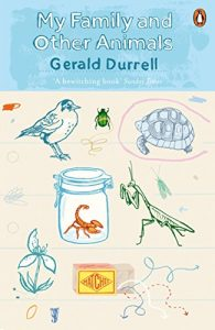 M G Leonard recommends the best Nature Books for Kids - My Family and Other Animals by Gerald Durrell