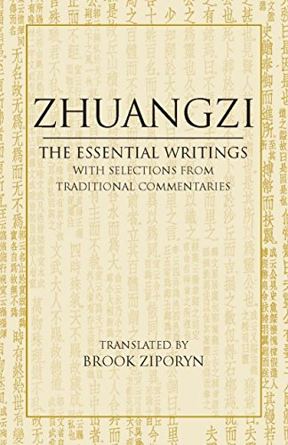 The best books on Chinese Philosophy - Zhuangzi by Zhuangzi