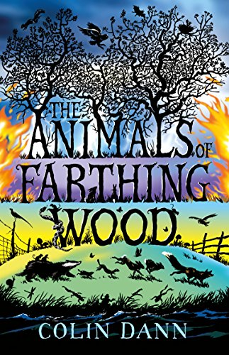 M G Leonard recommends the best Nature Books for Kids - The Animals of Farthing Wood by Colin Dann