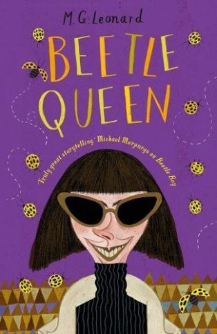 Beetle Queen by M G Leonard