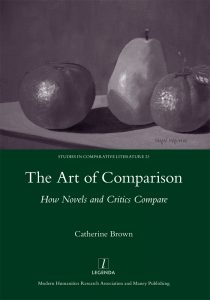 The best books on D H Lawrence - The Art of Comparison: How Novels and Critics Compare by Catherine Brown