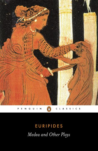 The best books on Ancient Greece - Medea by Euripides