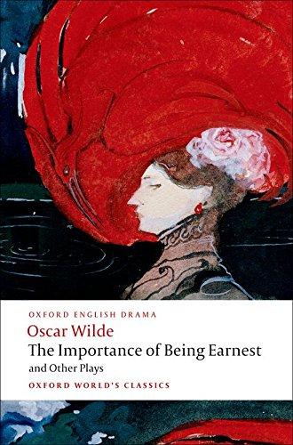 The best books on Oscar Wilde - The Importance of Being Earnest and Other Plays by Oscar Wilde