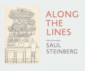 Jon Burgerman on the best Playful Books for Children - Along the Lines: Selected Drawings of Saul Steinberg by Chris Ware