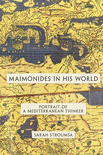 The best books on Philosophy in the Islamic World - Maimonides in His World: Portrait of a Mediterranean Thinker by Sarah Stroumsa