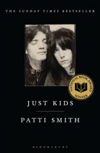 The best books on The Lives of Artists - Just Kids by Patti Smith