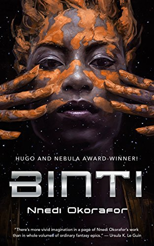 The best books on Alternative Futures - Binti by Nnedi Okorafor
