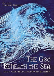 Alan Lee on Books Drawn From Myth and Fairy Tale - The God Beneath The Sea by Edward Blishen & Leon Garfield