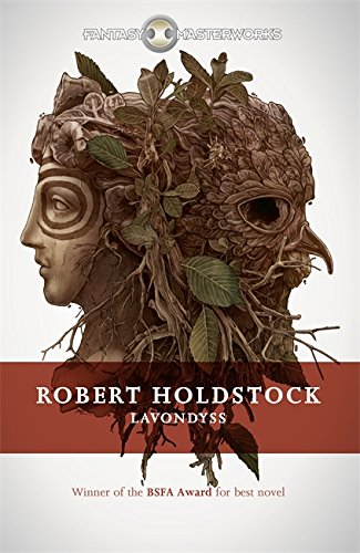 Alan Lee on Books Drawn From Myth and Fairy Tale - Lavondyss by Robert Holdstock