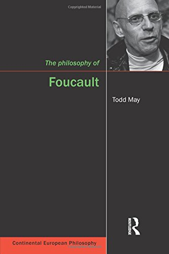 The best books on Foucault - The Philosophy of Foucault by Todd May
