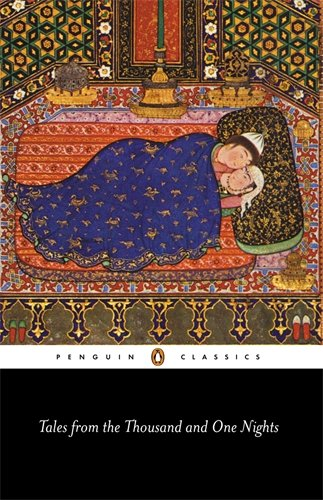 Mathias Enard on The 'Orient' and Orientalism - One Thousand and One Nights by NJ Dawood (translator) and William Harvey (illustrator)