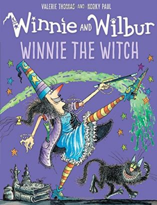 Winnie the Witch by Korky Paul & Valerie Thomas