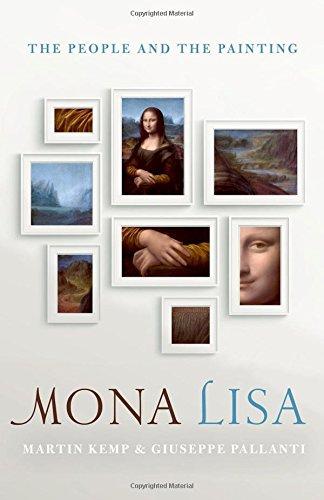 The best books on Leonardo da Vinci - Mona Lisa. The People and the Painting by Martin Kemp