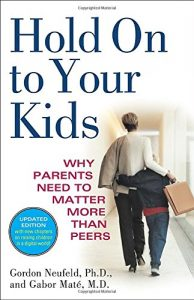 Genevieve Von Lob on Mindful Parenting - Hold on to Your Kids by Gordon Neufeld