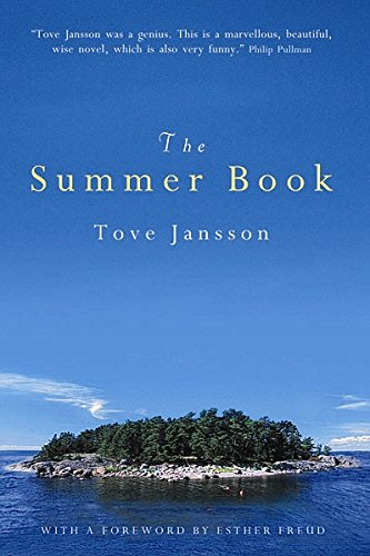 Jean Webb on Children's Books About Relationships - The Summer Book by Tove Jansson