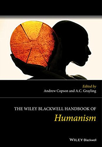 The best books on Humanism - The Wiley Blackwell Handbook of Humanism by A C Grayling & Andrew Copson