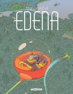 Korky Paul on Inspiring Illustrations - The World of Edena by Moebius
