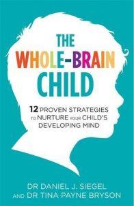 Genevieve Von Lob on Mindful Parenting - The Whole Brain Child by Dr Daniel Seigel & Dr Tina Payne Bryson