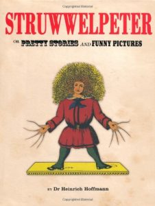 Korky Paul on Inspiring Illustrations - Struwwelpeter by Heinrich Hoffmann