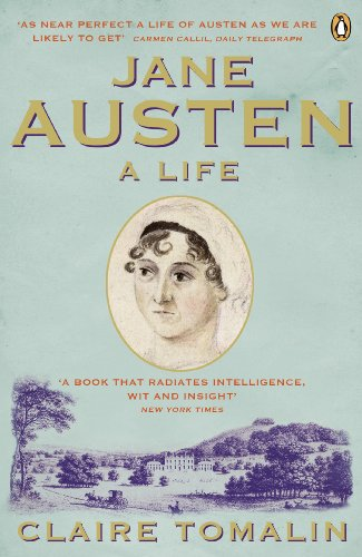 Devoney Looser on The Alternative Jane Austen - Jane Austen: A Life by Claire Tomalin