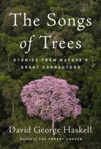 The best books on Trees - The Songs of Trees: Stories from Nature's Great Connectors by David George Haskell
