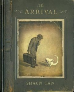 Gill Lewis on Children's Books About the Refugee Crisis - The Arrival by Shaun Tan
