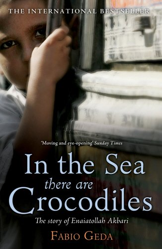 Gill Lewis on Children's Books About the Refugee Crisis - In The Sea There Are Crocodiles by Fabio Geda