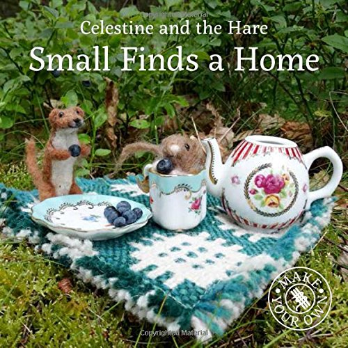Gill Lewis on Children's Books About the Refugee Crisis - Small Finds a Home by Celestine and the Hare