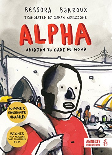 Gill Lewis on Children's Books About the Refugee Crisis - Alpha  by Bessora Barroux