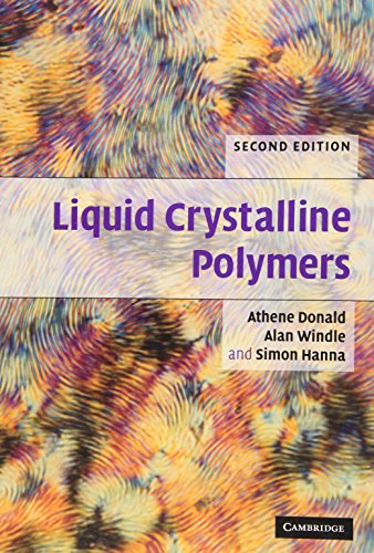The best books on Women in Science - Liquid Crystalline Polymers by Athene Donald