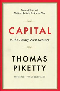 Peter Temin on An Economic Historian's Favourite Books - Capital in the Twenty-First Century by Thomas Piketty