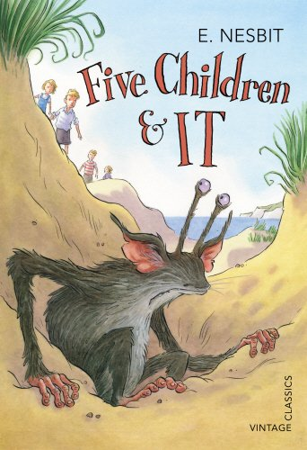Cressida Cowell on Magical Stories for Kids - The Five Children and It by E Nesbit