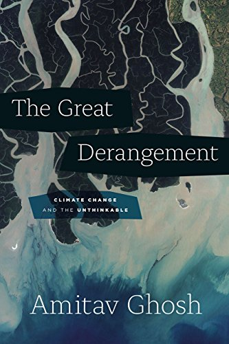 The best books on The Politics of Climate Change - The Great Derangement: Climate Change and the Unthinkable by Amitav Ghosh