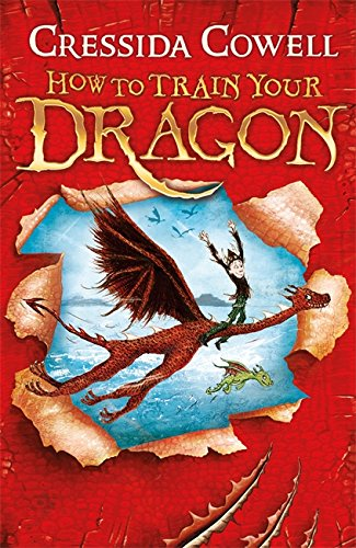 Cressida Cowell on Magical Stories for Kids - How to Train Your Dragon by Cressida Cowell