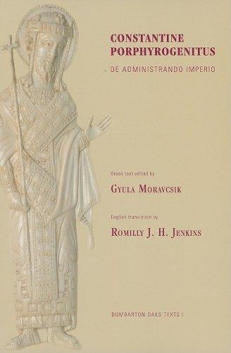 Peter Frankopan on History - De Administrando Imperio by Constantine Porphyrogenitus