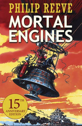 Philip Reeve recommends the best Science Fiction and Fantasy - Mortal Engines by Philip Reeve