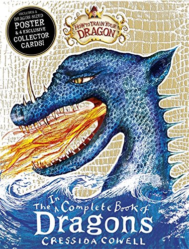 Cressida Cowell on Magical Stories for Kids - Incomplete Book of Dragons by Cressida Cowell