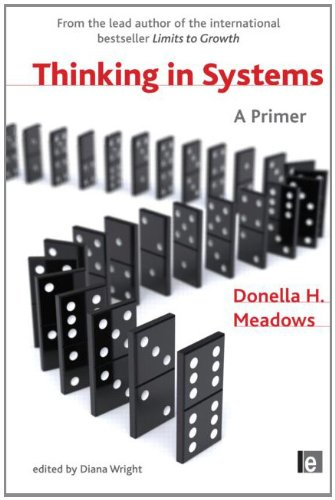 The best books on Relationship Therapy - Thinking in Systems by Donella Meadows